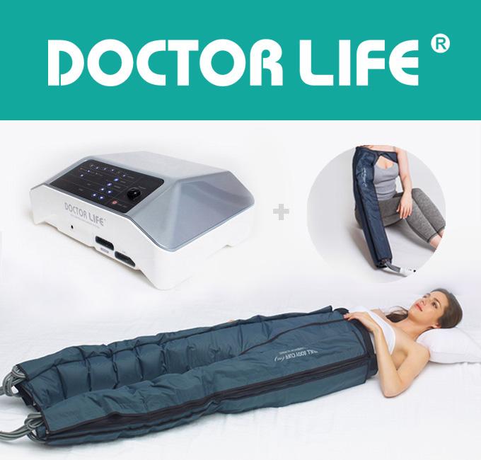 Аппарат доктор лайф для прессотерапии